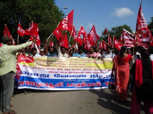 General Strike Chennai