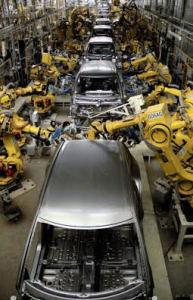 Robots At Hyundai