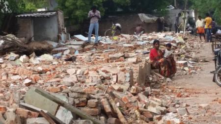 Govindasamy Nagar Eviction