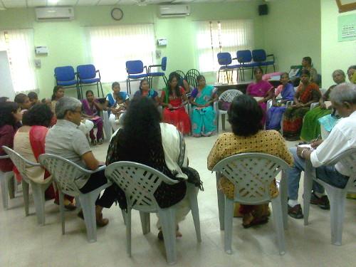AITUC ILO Workshop
