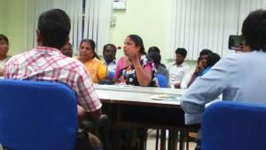 SKA members demanding Compensation and Rehabilitation
