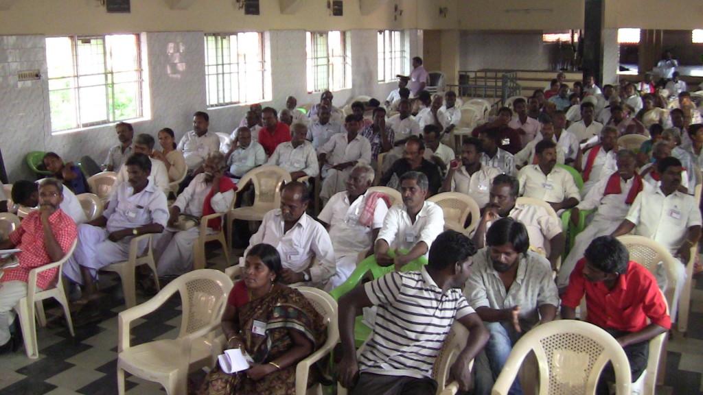Delegates at DTUC State Conference