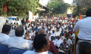 March 10 All India protest