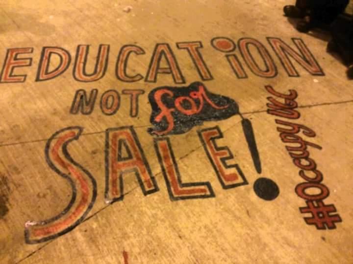 Occupy UGC Photo courtesy Youthkiawaaz.com