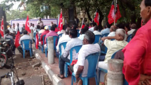 Meeting at Thiruvanmuyur