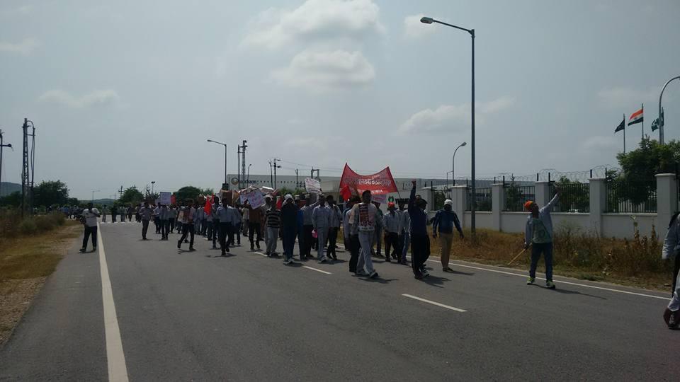 Manesar Rally
