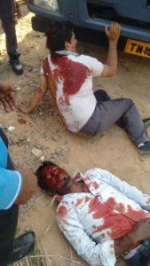 Injured Renault Nissan Workers