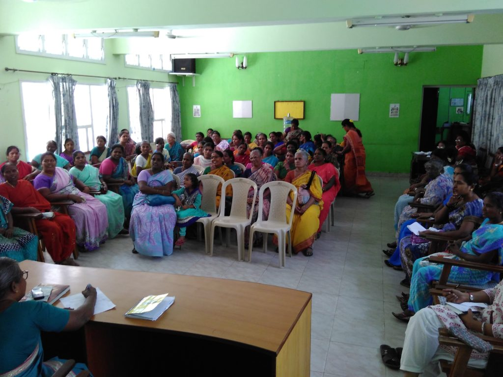 Domestic Workers Workshop