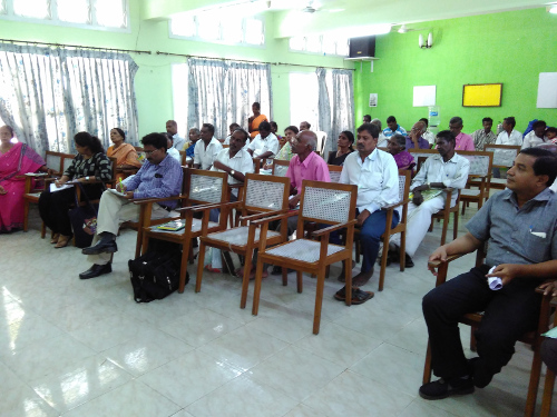 Construction Workers Workshop on implementing BOCW Act